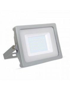 LedOne 30W Proiector LED Corp Gri SMD 6400K Megazin Online Pret Ieftin