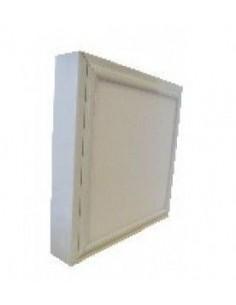 LedOne Caseta pentru Montaj Exterior Panouri LED 300 x 300 mm Megazin Online Pret Ieftin