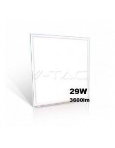 LedOne 29W Panou LED 600x600mm A++ 120Lm/W 6400K incl Sursa 6bucati/SET  Megazin Online Pret Ieftin