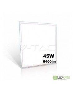 LedOne 45W Panou LED 600x600mm A++ 120Lm/W 6000K incl Sursa 6bucati/SET Megazin Online Pret Ieftin