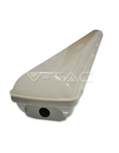 LedOne 58W Lampa LED Urgence IP65PC/PC 1500mm 6500K Megazin Online Pret Ieftin