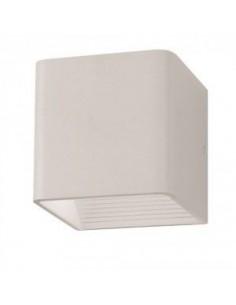 LedOne 5W Lampa Perete cu Bridglux Chip Corp Alb Patrat 3000K Megazin Online Pret Ieftin