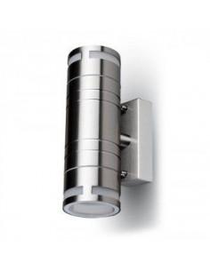 LedOne Lampa PereteSticla GU10 Metal Corp 2 Way IP44 Megazin Online Pret Ieftin