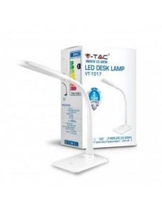 LedOne 7W Lampa LED Desk 4000K Corp Alb Megazin Online Pret Ieftin