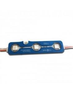 LedOne Modul LED Mobila 3SMD Chips SMD5050 Albastra IP67  Megazin Online Pret Ieftin