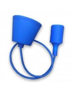 LedOne E27 Lampa Plafoniera Racord Albastra Corp Megazin Online Pret Ieftin