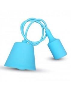 LedOne E27 Lampa Plafoniera Racord Lumina Albastra Corp Megazin Online Pret Ieftin