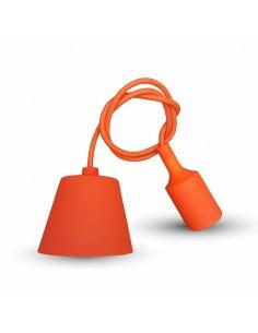 LedOne E27 Lampa Plafoniera Racord Orange Megazin Online Pret Ieftin