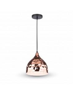 LedOne Lampa Plafoniera Lumina Rose Auriu  Racord ф230   Megazin Online Pret Ieftin