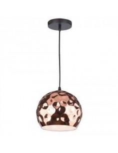 LedOne Lampa LED Plafoniera Lumina Racord- Rose Auriu  ф200   Megazin Online Pret Ieftin