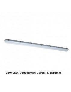 LedOne 75W Corp Iluminat Industrial PRO SMD 4000K Megazin Online Pret Ieftin