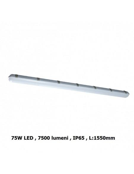 75W Corp Iluminat Industrial PRO SMD 4000K