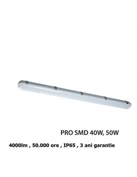 50W Corp Iluminat Industrial PRO SMD 4000/6000K