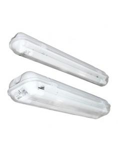 LedOne Corp Iluminat LED Industrial LEDONE IP65 Tuburi LED T8 1x18W Megazin Online Pret Ieftin