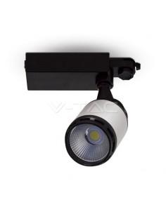 LedOne 25W Proiector LED Sina Alb Negru Megazin Online Pret Ieftin