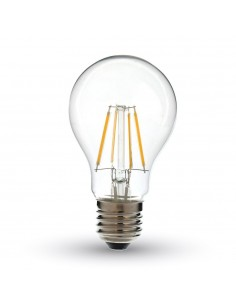 VT-1885 4W A60 COG BEC LED ALB NATURAL 4000K E27 Cod V-TAC7119