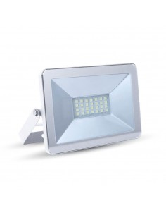 LedOne VT-4611 10W PROIECTOR LED SMD Alb Rece 6000K-CORP ALB Cod V-TAC5900 Megazin Online Pret Ieftin