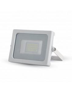 LedOne VT-4922 20W PROIECTOR LED SLIM SMD Alb Rece 6000K CORP ALB Cod V-TAC5791 Megazin Online Pret Ieftin
