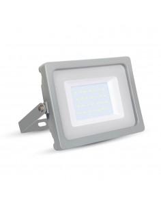 VT-4933 30W PROIECTOR LED SLIM SMD Alb Neutru 4500K Corp Gri Cod V-TAC5817