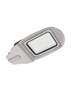 LedOne VT-15051ST 50W LAMPA PROIECTOR ILUMINAT STRADAL LED Alb Natural 4000K Corp Gri- Cod V-TAC5491 Megazin Online Pret Ieftin