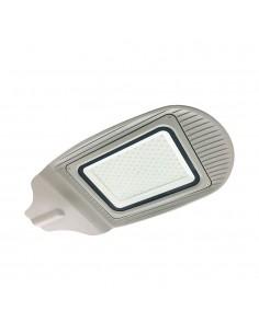 LedOne VT-15156ST 150W LAMPA PROIECTOR ILUMINAT STRADAL LED ALB CRISTAL 6400K Corp Gri Cod V-TAC5500 Megazin Online Pret Ieftin