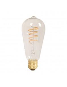 VT-2144 4W ST64 BEC LED FILAMENT AMBER GLASS ALB CALD 2200K E27 Cod V-TAC7327