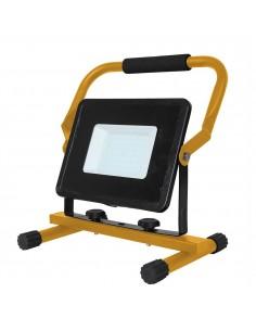LedOne VT-4250 50W PROIECTOR LED SMD- ALB CRISTAL 6400K-Corp Negru Cod V-TAC5930 Megazin Online Pret Ieftin