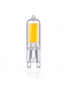 LedOne VT-2102 2W SPOT LED Alb Cald 3000K G9 Cod V-TAC7337 Megazin Online Pret Ieftin