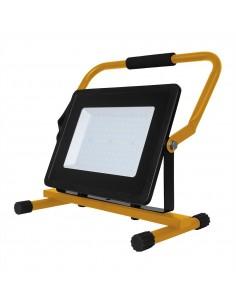 LedOne VT-42100 100W PROIECTOR LED SMD- ALB CRISTAL 6400K-CORP NEGRU Cod V-TAC5932 Megazin Online Pret Ieftin