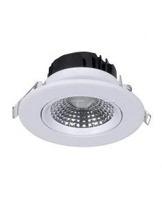 LedOne VT-1100 5W SPOT LED Alb Natural 4000K ROTUND Cod V-TAC7330 Megazin Online Pret Ieftin
