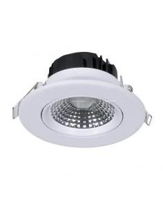 LedOne VT-1100 5W SPOT LED ALB CRISTAL 6400K ROTUND Cod V-TAC7331 Megazin Online Pret Ieftin