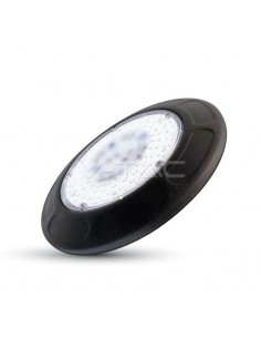 LedOne VT-9053 50W LAMPA LED INDUSTRIALA UFO Alb Rece 6000K Corp Negru Cod V-TAC5555 Megazin Online Pret Ieftin