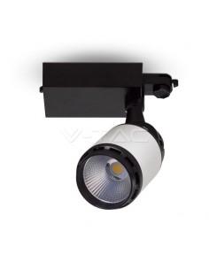 LedOne VT-4528 25W PROIECTOR LED SINA Alb Natural 4000K- CORP NEGRU/ALB Cod V-TAC1336 Megazin Online Pret Ieftin