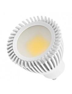 LedOne Spot LED - 6W SMD5630, non-reglabil, lumina calda Megazin Online Pret Ieftin