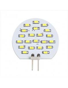 LedOne Lampa LED, lumina neutra G4 12V DC 180 2W 21 SMD 3014 (2 buc.) Megazin Online Pret Ieftin