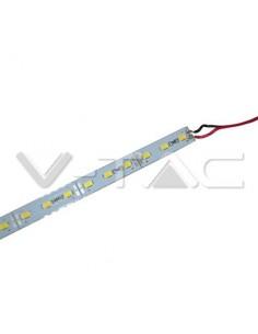 LedOne Banda LED SMD 5630 - 72 leduri Alb Cald IP20 bagheta aluminiu 1m Megazin Online Pret Ieftin