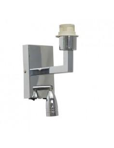 LedOne Lampa de perete cu leduri flexibile - satin nichel Megazin Online Pret Ieftin