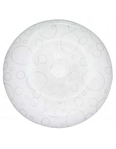 LedOne Lampa decorativa de tavan cu LED 12W 2700K, IP20 Megazin Online Pret Ieftin