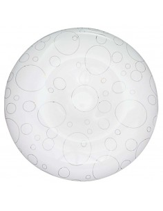 LedOne Lampa decorativa de tavan cu LED 28W, 2700K, IP20 Megazin Online Pret Ieftin