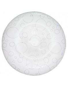LedOne Lampa LED decorativa de tavan 18W 4000K, lumina neutra IP20 Megazin Online Pret Ieftin