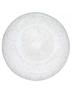 LedOne Lampa LED decorativa de tavan, 24W 2700K, lumina calda IP20 Megazin Online Pret Ieftin