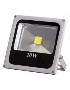 LedOne Proiector LED slim IP67 20W 2700K, lumina calda Megazin Online Pret Ieftin