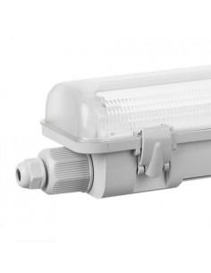 LedOne Corp lampa iluminat pentru tub LED 2xT8 1.50m IP65 Megazin Online Pret Ieftin