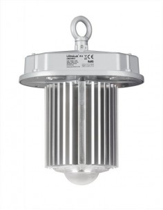 LedOne Proiector Industrial LED HIGH BAY FLICKERLESS 220V 100W 5500K IP54 Megazin Online Pret Ieftin