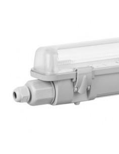 LedOne Corp pentru tuburi LED IP 65 1xT8 0.60 m Megazin Online Pret Ieftin