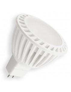 LedOne Spot LED nedimabil, 4W, MR16, 220V AC, SMD 2835, 2700K lumina calda Megazin Online Pret Ieftin
