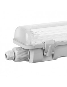 LedOne Corp de iluminat pentru tuburi LED 2XT8 1.20m,IP65 Megazin Online Pret Ieftin