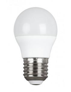LedOne BEC - SFERIC LED, E27, 5W, 4200K, SMD 2835, LUMINA NEUTRA Megazin Online Pret Ieftin