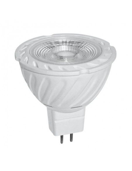 SPOT LED, 6W COB, 12V AC/DC, MR16, 2700K, LUMINA CALDA