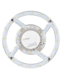 LedOne MODUL MAGNETIC LED PENTRU LAMPI DE TAVAN, 16W, 3000K, 220V, SMD5730, LUMINA CALDA Megazin Online Pret Ieftin